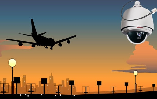 Airports surveillance india