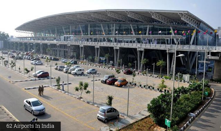 Infinova's Cameras Across 62 Indian Airports