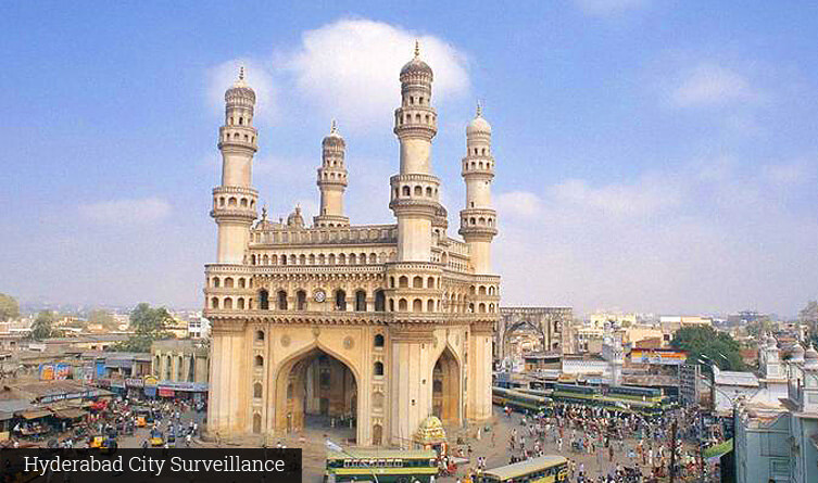 Hyderabad City Surveillance - Infinova