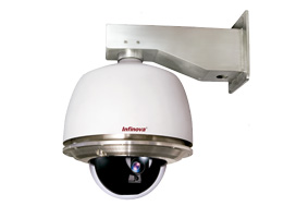 CCOE Approved Pressurized Dome Cameras - Infinova