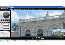 Video Analytics & Network Video Management System – Infinova