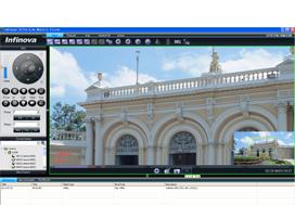 Video Analytics & Network Video Management System – Infinova