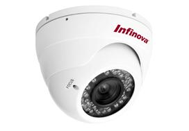 V5812IR-A8 High Resolution IR Minidome Camera – Infinova