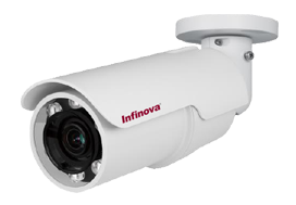 V6202IR-TX720G HD Megapixel IP IR Bullet Camera