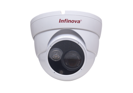 Fibre Enabled Fixed Minidome Cameras - Infinova