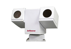 Compact Thermal & CCD Camera System VP194-AM – Infinova
