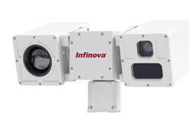 Dual Channel Thermal/CCD Camera VP194-B – Infinova