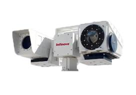 Dual Channel Thermal/CCD Camera VP194-D4-PA – Infinova