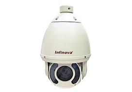 2.0 Megapixel Starlight IR Network Dome Camera