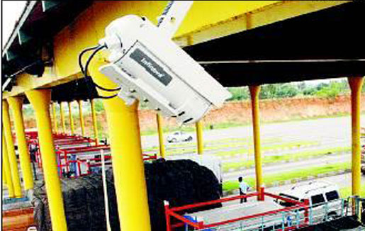 India Toll Road Surveillance – Infinova